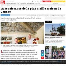 La renaissance de la plus vieille maison de Cognac