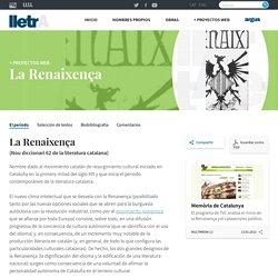 La Renaixença - lletrA - Literatura catalana en internet