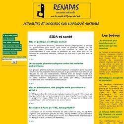 RENAPAS - Rencontre nationale avec le peuple d'Afrique du Sud