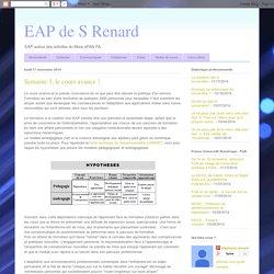 """EAP de S Renard: """"Technophobes"""" et """"technophiles"""""""