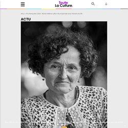Prix Renaudot 2020 : Marie-Hélène Lafon récompensée avec Histoire du fils...