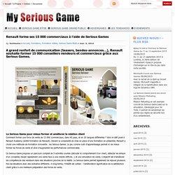 Renault forme ses 15 000 commerciaux à l'aide de Serious Games