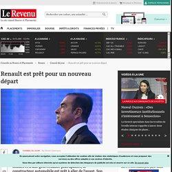 Renault est prêt pour un nouveau départ