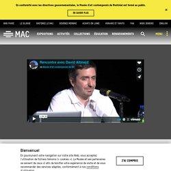 Rencontre avec David Altmejd – MAC Montréal