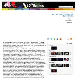 """Rencontre avec """"l'amusicien"""" Bernard Lubat : CULTURE: Université..."""