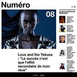 """Rencontre avec Lous and The Yakuza pour la sortie de """"Gore"""""""