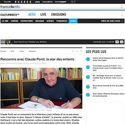 Rencontre avec Claude Ponti, la star des enfants