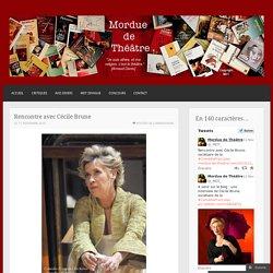 Mordue de Théâtre : blog de critiques théâtrales