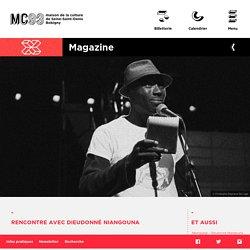 Rencontre avec Dieudonné Niangouna : Nkenguegi / MC93 Bobigny