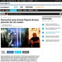 Rencontre avec Ernest Pignon-Ernest, pionnier de l'art urbain