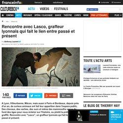 Rencontre avec Lasco, graffeur lyonnais qui fait le lien entre passé et présent