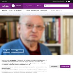 Vivre après les camps : rencontre avec Armand Bulwa, survivant du camp de Buchenwald
