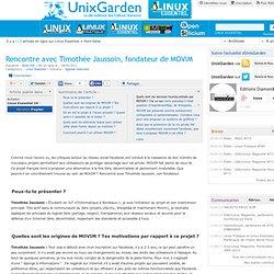 Rencontre avec Timothée Jaussoin, fondateur de MOVIM