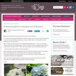 Rencontrer le fleuriste de son mariage, mode d'emploi