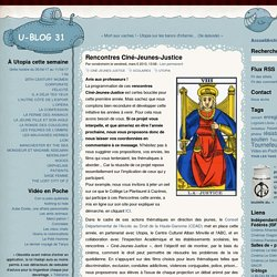 Rencontres Ciné-Jeunes-Justice