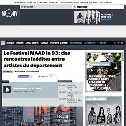Le Festival MAAD in 93 - Le Mouv'