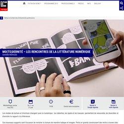 Mo(ts)dernité - Les Rencontres de la littérature numérique