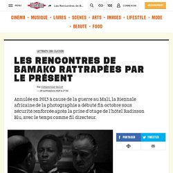 Les Rencontres de Bamako rattrapées par le présent