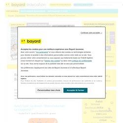 Rencontrez des journalistes de Bayard Jeunesse avec votre classe !
