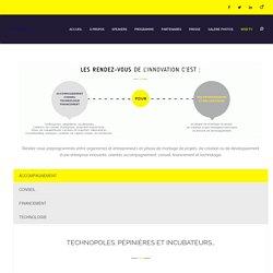 Les rendez-vous de l'innovation – Innovaday