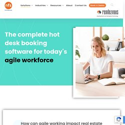 Rendezvous agile workplace software for New-Gen booking needs