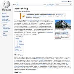 Rendon Group