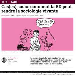 Cas(es) socio: comment la BD peut rendre la sociologie vivante