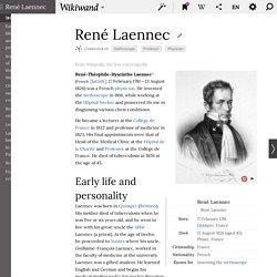 René-Théophile-Hyacinthe Laennec