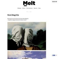 René Magritte - Melt
