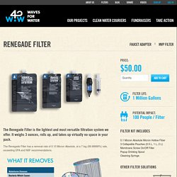 Renegade Filter