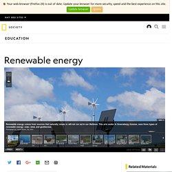 Renewable energy - National Geographic