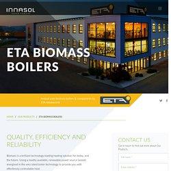 ETA Biomass - How biomass boilers work