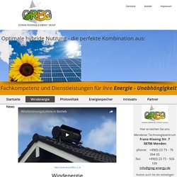 RES RENEWABLE ENERGY SOLUTIONS GMBH