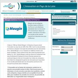 Maugin renforce l'innovation dans l'entreprise