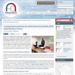 Le programme américain de renforcement des familles (SFP) expérimenté en France