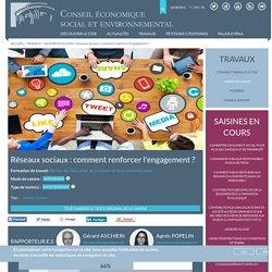 Réseaux sociaux : comment renforcer l'engagement ?