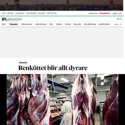 Renköttet blir allt dyrare