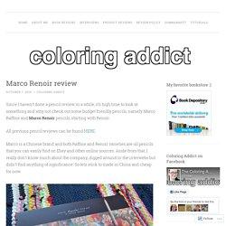 Marco Renoir review