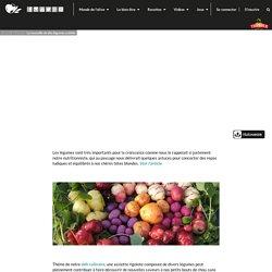 Le renouveau des légumes d'autrefois - Les légumes oubliés