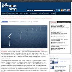 Energie renouvelable : que pensez-vous de l'éolien en mer ?