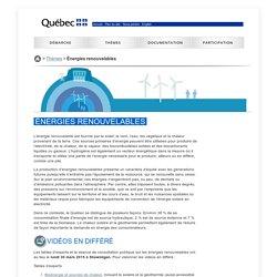 Politique énergétique du Québec