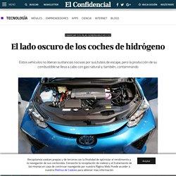 Energías renovables: El lado oscuro de los coches de hidrógeno. Noticias de Tecnología
