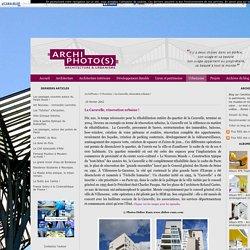 La Caravelle, rénovation urbaine ! - ArchiPhotos