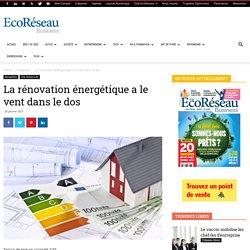 La rénovation énergétique a le vent dans le dos
