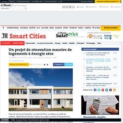 Un projet de rénovation massive de logements à énergie zéro