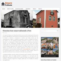 Rénovation d'une maison traditionnelle à Porto