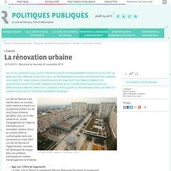 La rénovation urbaine Rennes métropole