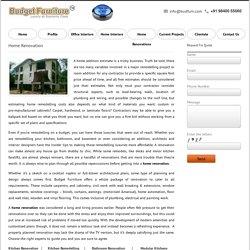 Home Renovations Chennai