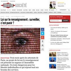 Loi sur le renseignement: surveiller, c'est punir? - Libération