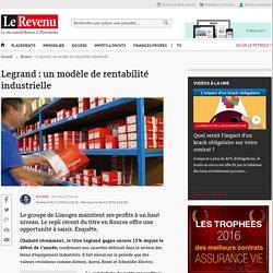 Legrand : un modèle de rentabilité industrielle